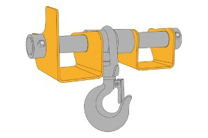JCB Crane Hook Lifting Equipment Saudi Arabia