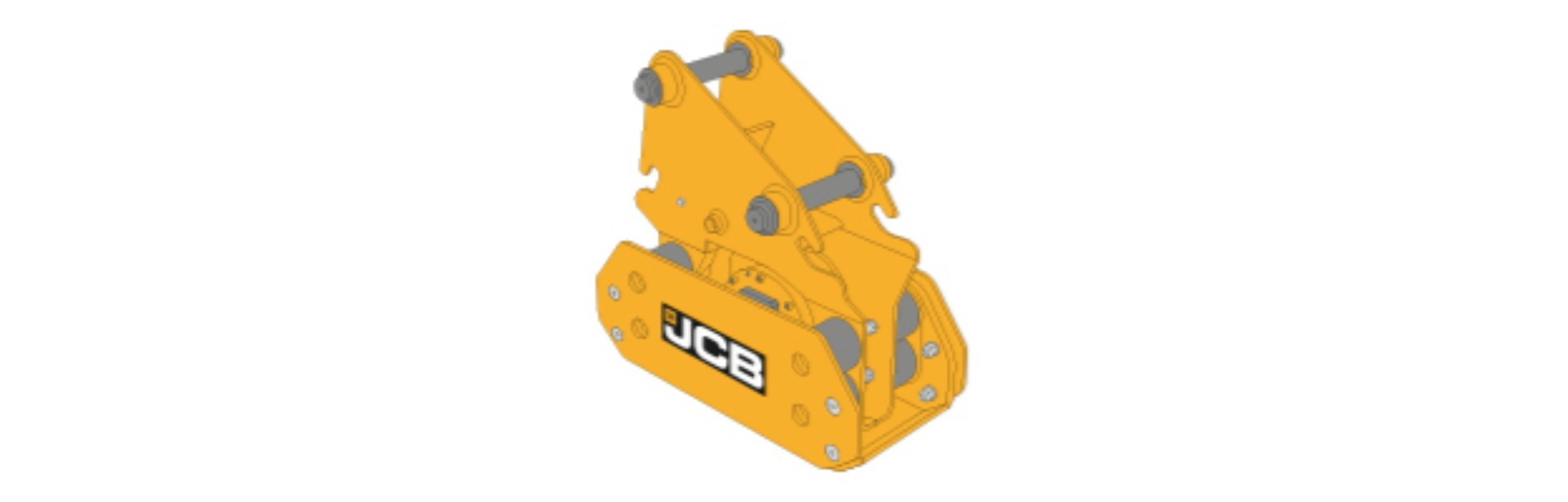 JCB Machine Mounted Compactor Saudi Arabia