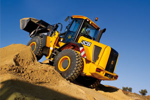 JCB 426 Wheel Loaders Saudi Arabia