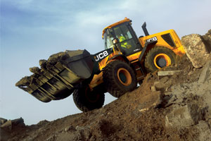 JCB 436 Wheel Loaders Saudi Arabia