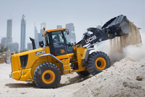 JCB 456 Wheel Loaders Saudi Arabia