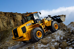 JCB 467ZX Wheel Loaders Saudi Arabia