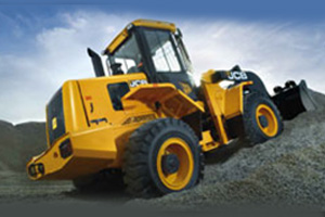JCB 422ZX Wheel Loaders Saudi Arabia