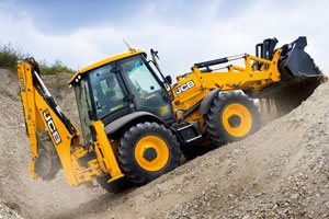 JCB Backhoe Loaders Price Saudi Arabia