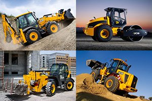 JCB Product Saudi Arabia