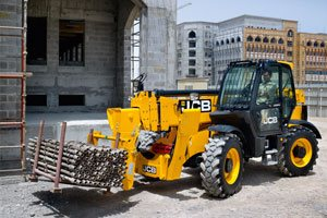 JCB Telescopic Handlers Price Saudi Arabia