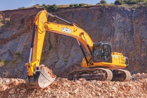 JCB Tracked Excavators Price Saudi Arabia