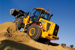 JCB Wheel Loaders Price Saudi Arabia