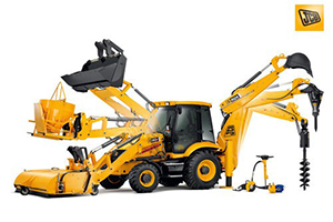 JCB Attachments Saudi Arabia
