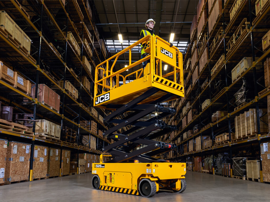 JCB Access Platforms Price Saudi Arabia
